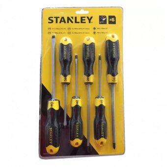STANLEY ชุดไขควง6ตัว/ชุด รุ่น STHT65242-8