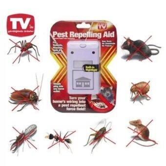 เครื่องไล่หนู แมงมุง ยุง มด และแมลง Electronic Pest Reject 2