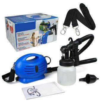 Mastersat เครื่องพ่นสีไฟฟ้า รุ่น Paint-ZOOM (สีฟ้า)