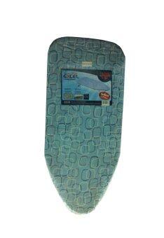 LIGHT HOUSE โต๊ะรีดผ้านั่งรีดเล็กไอน้ำ สีฟ้า #Miniexcel
