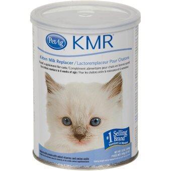 PetAg KMR powder นมผงสำหรับลูกแมว 340g