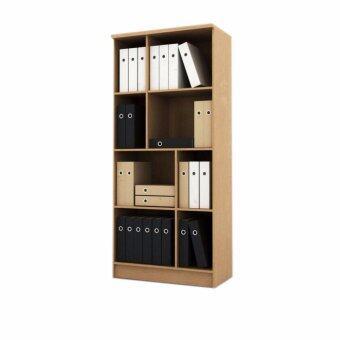 RF Furniture ตู้วางแฟ้มเอกสาร (Storage Cabinet ) รุ่น RA-080 สีบีช