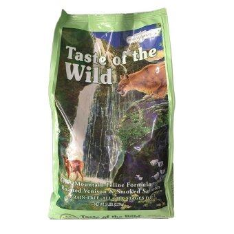 Harga TASTE OF THE WILD Rocky Mountain สำหรับแมว 15lb