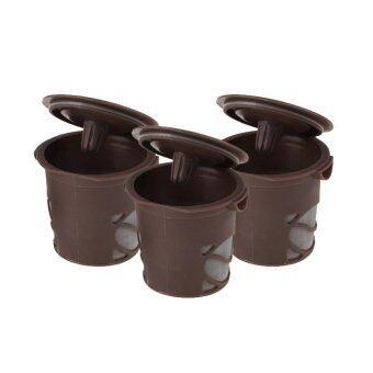 Emayga Clever Coffee Capsule ถ้วยกรองกาแฟ แคปซูล ที่กรองชา ที่กรองกาแฟ แบบนำกลับมาใช้ใหม่