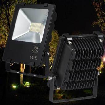 Masaaki Lighting Floodlight LED 50W โคมไฟสปอร์ตไลท์ LED 50 วัตต์