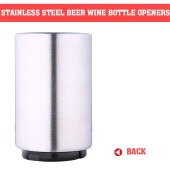 2559 คุณภาพสูงที่เปิดขวดเบียร์ไวน์สเตนเลส (เงิน)