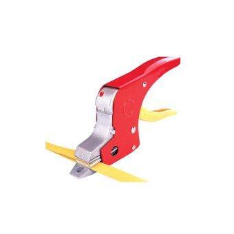 เครื่องแพ็คกล่องมือโยกไฟฟ้า แบบพกพา (สีแดง)