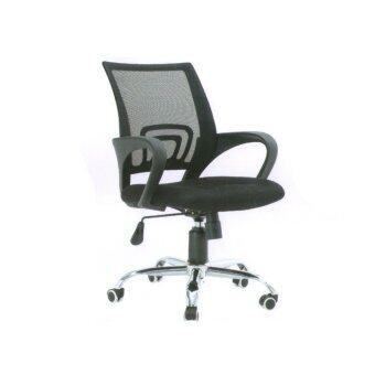 TGCF เก้าอี้สำนักงาน รุ่น C804 - สีดำ