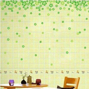 Sitting Room Bedroom Background Wall Stickers Home DecorationRed Intl