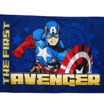 Marvel ผ้าขนหนู Captain America AVAS1505 ขนาด 16 x 32 นิ้ว