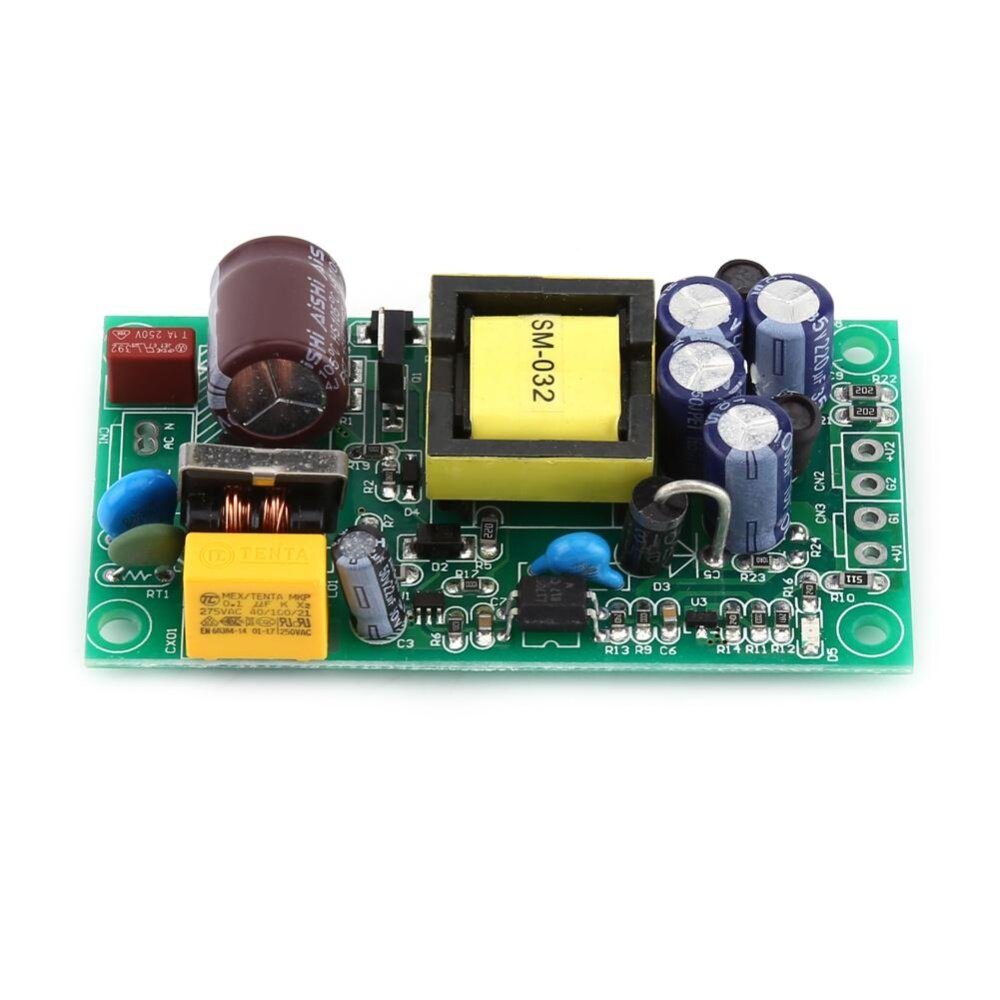 Ac 220v To Dc 5v 600ma Step Down Isolated Switching Power Converter 110v 90240v 9v 500ma Led Supply Module Input Ac85v264v Dualoutput