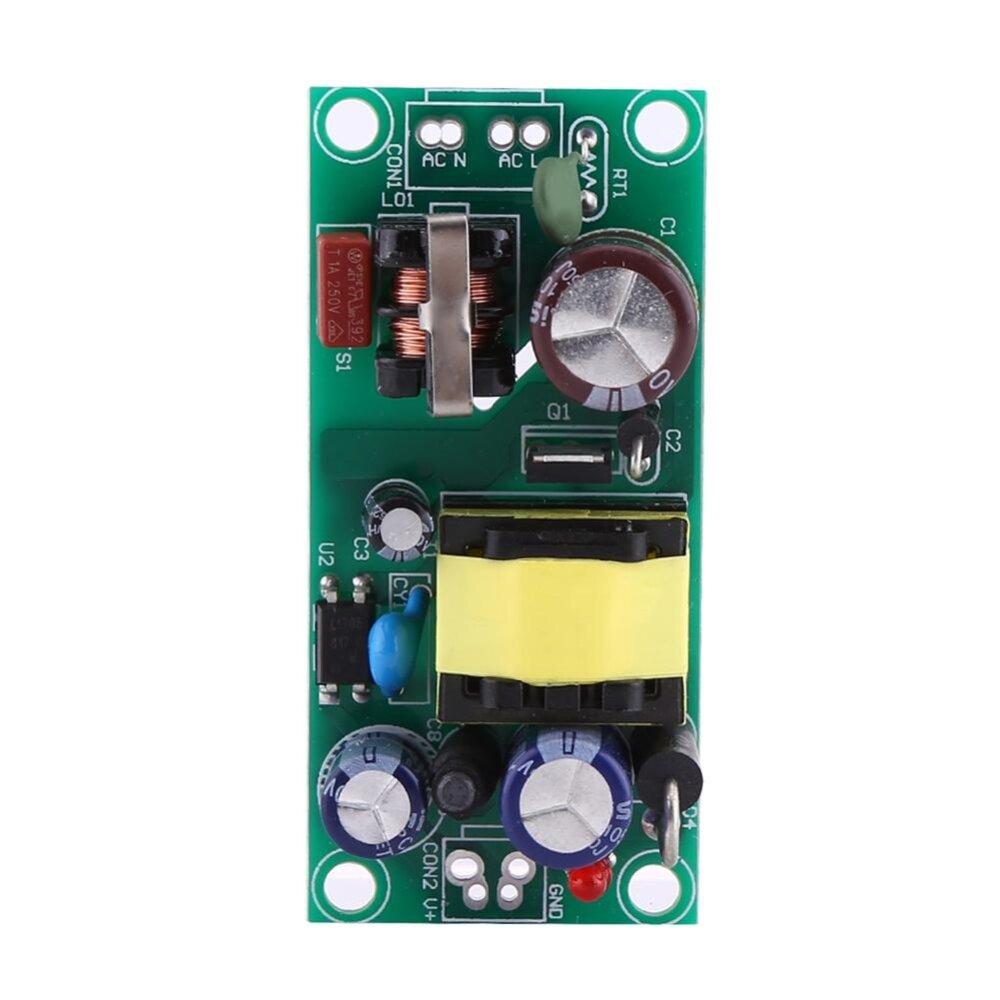 Ac 220v To Dc 5v 600ma Step Down Isolated Switching Power Converter 110v 90240v 9v 500ma Led Supply Module Input Ac85v264voutput Dc5v 2a 10w