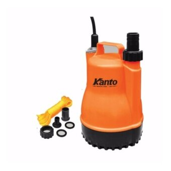 ปั๊มแช่ตัวพลาสติก KANTO รุ่น KT-PP-105 ขนาดท่อส่ง 5/8 - 1 นิ้ว