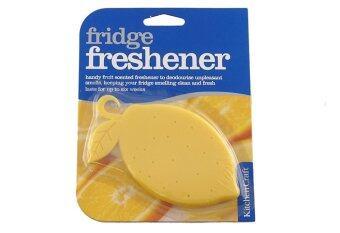 Kitchen Craft ที่ดับกลิ่นในตู้เย็นรูปเลม่อน - สีเหลือง