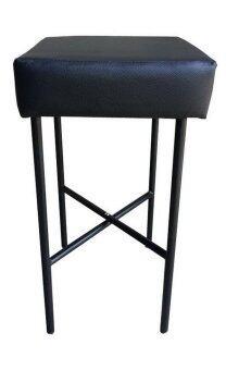 รีวิว KK Shop เก้าอี้สตูลบาร์สูง 29 รุ่น Stool-H - สีดำ