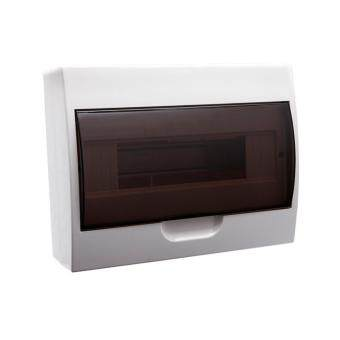 กล่องควบคุมไฟฟ้า ตู้ควบคุมไฟฟ้า 12 ช่อง ตู้โหลดกันดูด