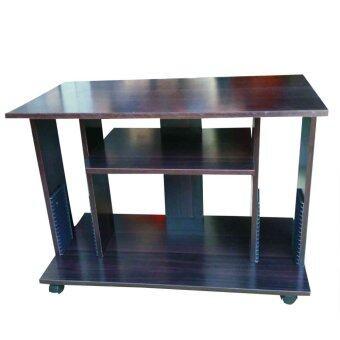 ประกาศขาย KMP Furniture ชั้นไม้วางทีวี จอแบน รุ่น TV Side 80 cm.(สีลายไม้โอ๊ด)
