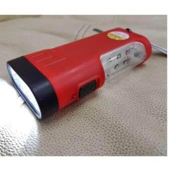 ไฟฉายขนาดเล็กพกพา LED 10 ดวง รุ่น YD-9911