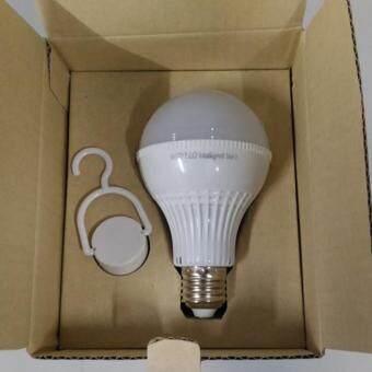 หลอดไฟอัจฉริยะแบบพกพา LED10Wพร้อมตัวแขวนและสายชาร์จไฟแบบขั้วเปิด-ปิด - 4