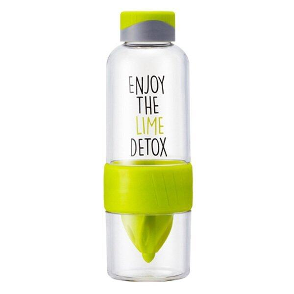 LOCK and LOCK Detox Bottle 520ml (Green)