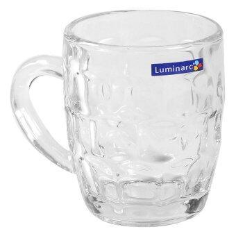 Luminarc เหยือกเบียร์ สัปปะรด 20 ออนซ์ ชุด 6 ชิ้น