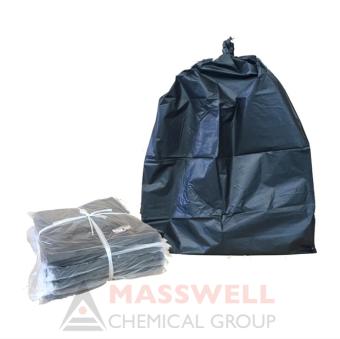 Masswell ถุงขยะพลาสติก สีดำ ขนาด 36x45 นิ้ว (5kg.)