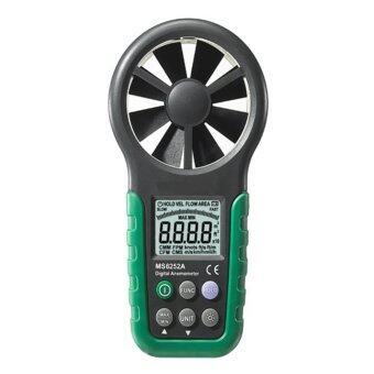 MASTECH เครื่องวัดความเร็วลม Digital Anemometer รุ่น MS6252A