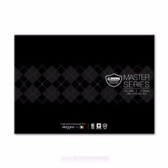 Master Art สมุดวาดเขียนรุ่นมาสเตอร์ซีรี่ย์ A4 (คละลาย)