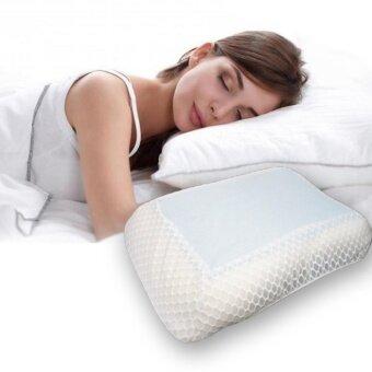 หมอน memory foam พร้อมเจล หมอนนอนสุขภาพ
