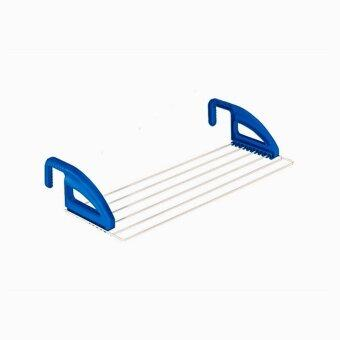 METALTEX ราวตากผ้า CLICK - สีฟ้า/ขาว - 3