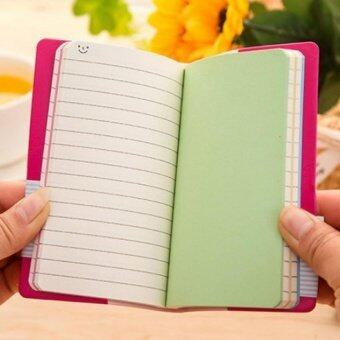 Thicker Note Pads Stationery Pocketbook Random. Source · Mini Smiley Diary Notebook .