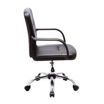 Modena เก้าอี้สำนักงาน รุ่น SEOUL ปรับระดับได้ (สีดำ) - 3