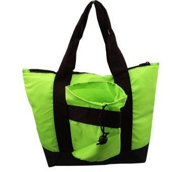 รีวิว Morning กระเป๋าเก็บอุณหภูมิร้อน-เย็น (สีเขียว)