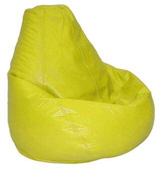 New Brand บีนแบคเกมเมอร์ 60x70 cm (สีเหลือง)