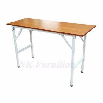 รีวิวพันทิป NK Furniline โต๊ะจัดเลี้ยงเล็กขาพับได้ ใช้งานเอนกประสงค์ รุ่นTF45*120