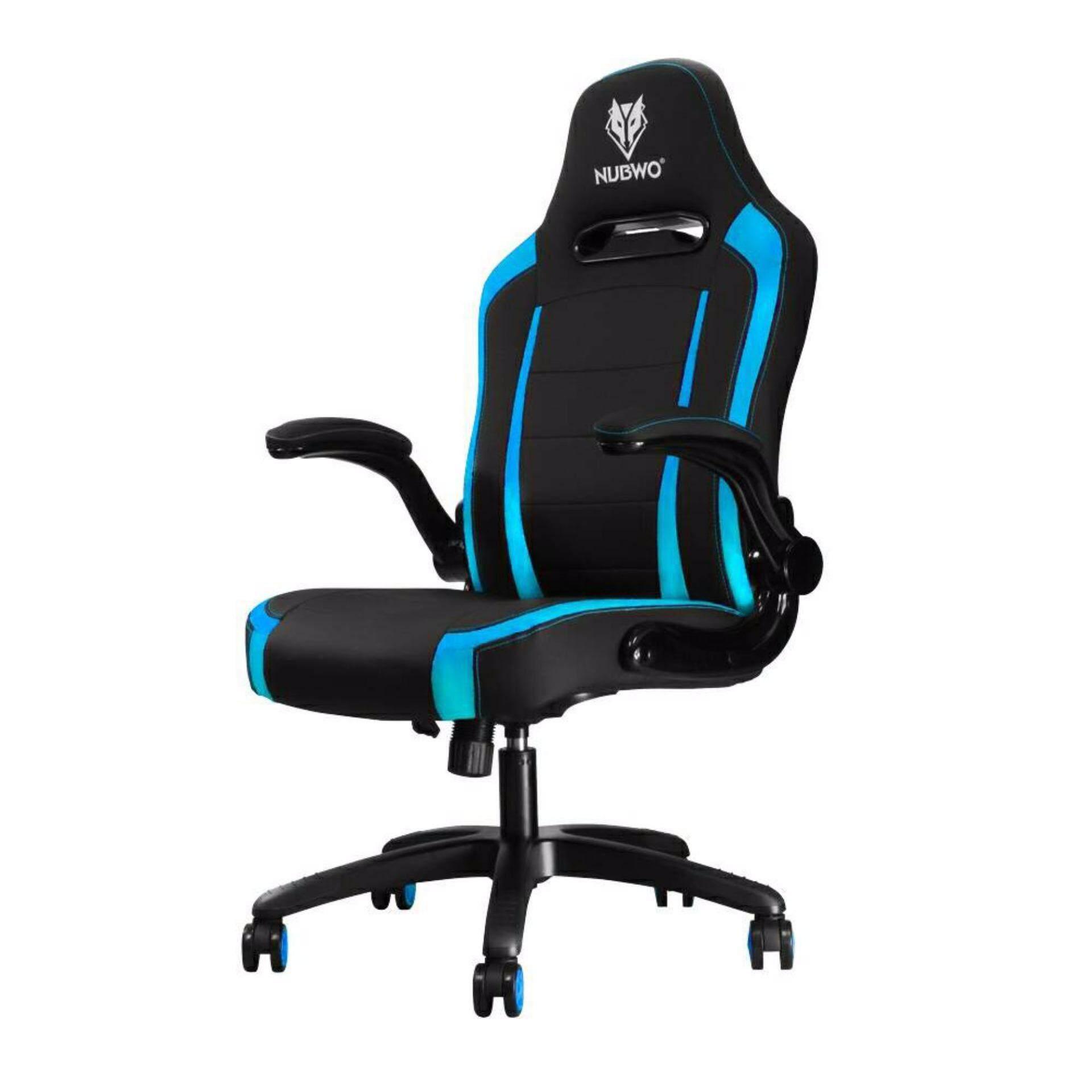 การใช้งาน  NUBWO GAMING Chair CH006 mercenary เก้าอี้นั่งสำหรับเกมเมอร์