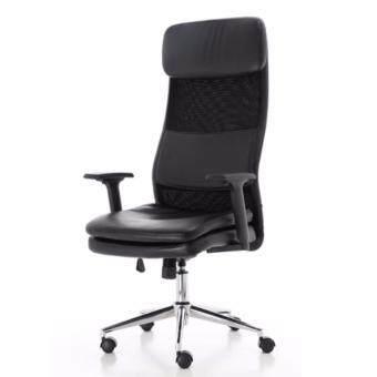 office Intrend เก้าอี้สำนักงาน Objective รุ่น Pride Premiumสีดำ