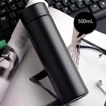 ประกาศขาย PD Sport กระบอกน้ำสุญญากาศ เก็บความร้อน ความเย็น Life02 500 ml(สีดำ)