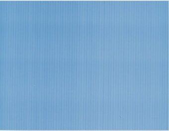 ประกาศขาย PGแผ่นพลาสติกลูกฟูก(ฟิวเจอร์บอร์ดPP Board)ฟ้า3x65x122แพ็ค20แผ่น