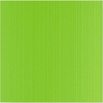 PGแผ่นพลาสติกลูกฟูก(ฟิวเจอร์บอร์ดPPBoard)เขียวอ่อน2x65x49แพ็ค50แผ่น