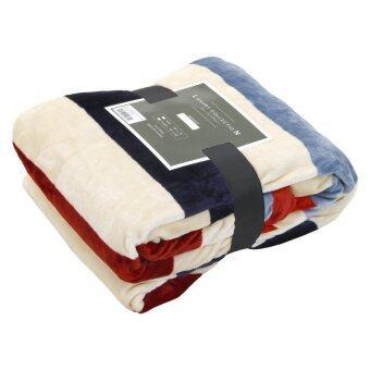 ผ้าห่ม Qbedding All Season Ultra Soft Printed Microplush ลายดาร์วิน