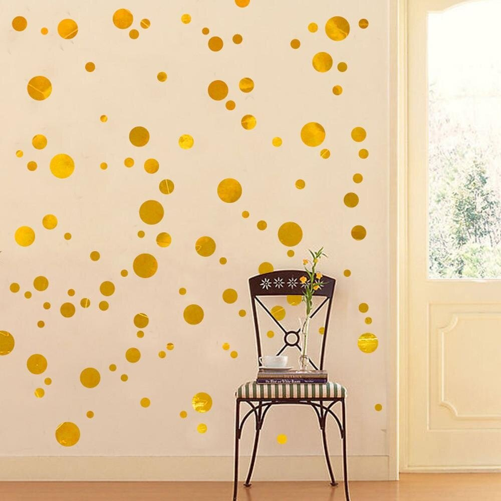 Generous Dot Wall Decor Gallery - The Wall Art Decorations ...