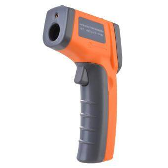 Portable Infrared Thermometer Non-contact Digital Temperature GunTester