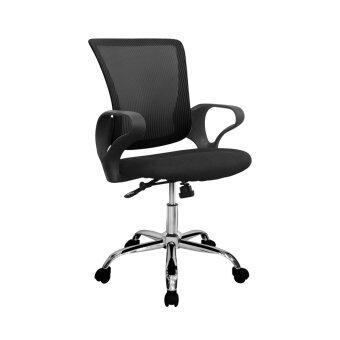 เปรียบเทียบราคา Prelude เก้าอี้สำนักงานFIESTA สีดำ รุ่น PB-152