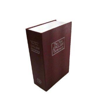 product 1450641219 3999221 1 product ซื้อราคาทุน ตู้เซฟหนังสือ ขนาดกลาง  สีแดง