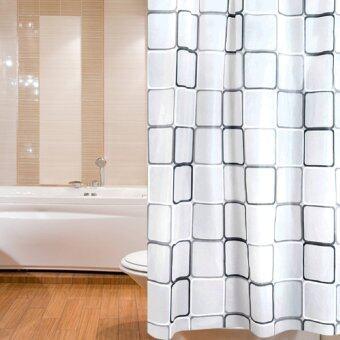 ผ้าม่านผ้าอาบน้ำฝน - 5