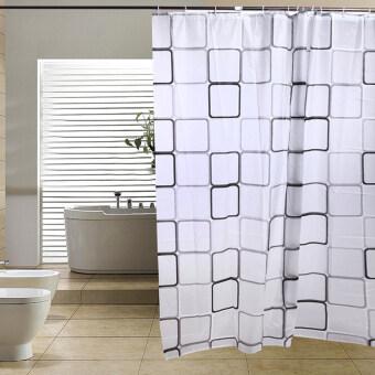 ผ้าม่านผ้าอาบน้ำฝน - 4
