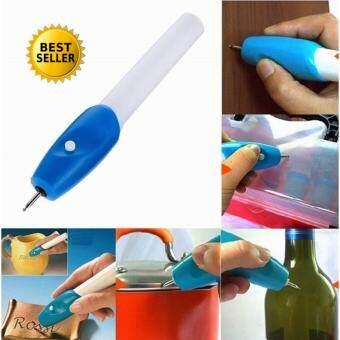 ปากกาแกะสลัก เหล็ก กระจก ไม้ พลาสติก แก้ว (ของแท้)