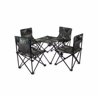 เสนอราคา ชุดโต๊ะ เก้าอี้ สนาม