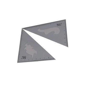 ต้องการขาย Project ฉากสามเหลี่ยม ขนาด 12นิ้ว (2 ชิ้น/ชุด)